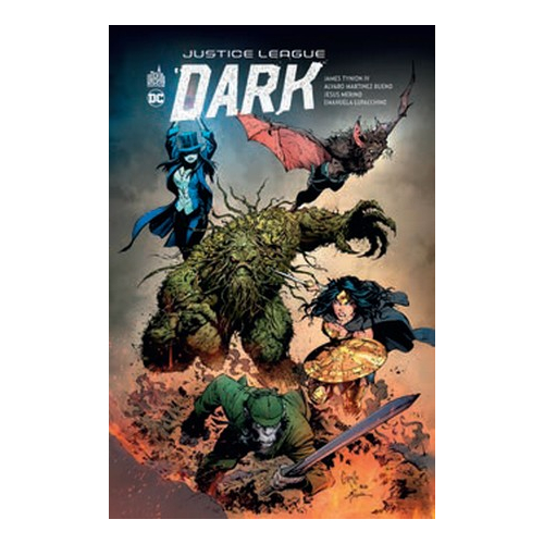 Justice League Dark Rebirth Tome 2 (VF)