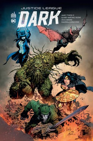Justice League Dark Rebirth Tome 2 (VF)