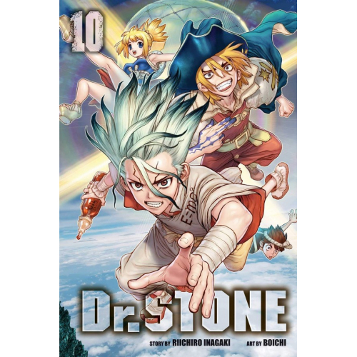 Dr Stone Tome 10 (VF)