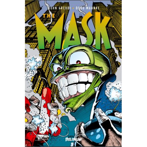 The Mask : L'intégrale Volume 2 Le Masque contre-attaque (VF)