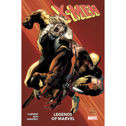 LEGENDS OF MARVEL : X-MEN (VF)