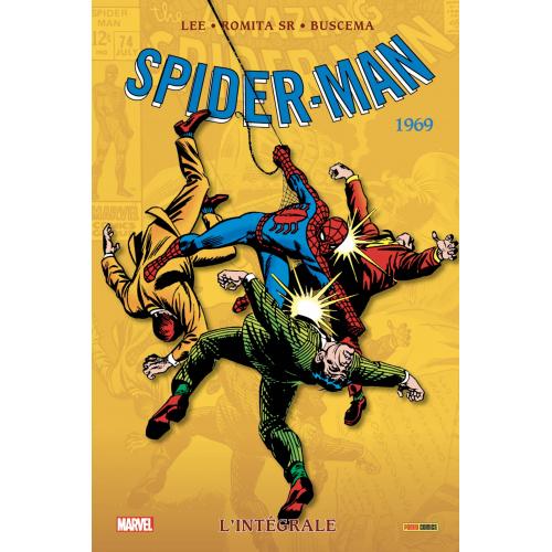 AMAZING SPIDER-MAN : L'INTÉGRALE 1969 (VF)