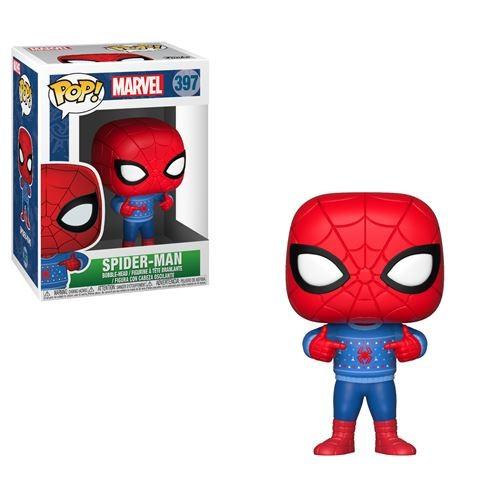 Funko Pop Holiday Spider-Man 397
