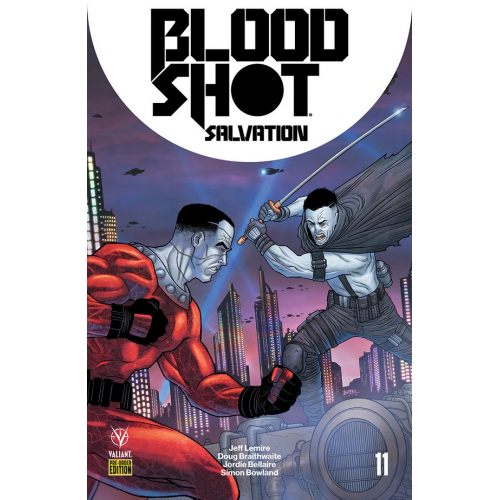 Bloodshot Salvation 11 Pre-Order Variant (VO)