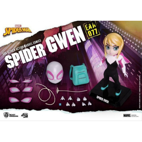 Figurine Egg Attack Action Spider-Gwen