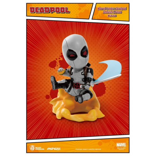 Deadpool Ambush X-Force Variant Mini Egg Attack