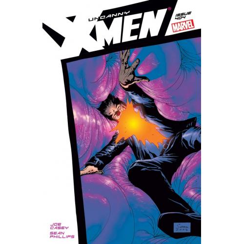 UNCANNY X-MEN 404 (VO)