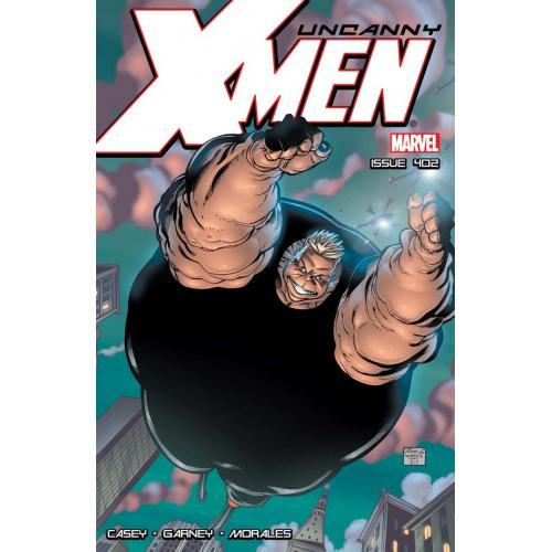 UNCANNY X-MEN 402 (VO)
