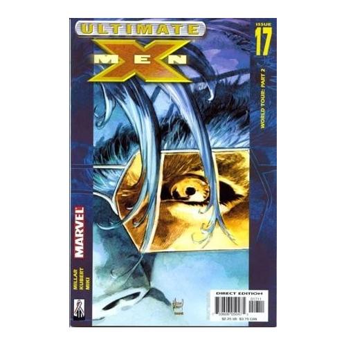 ULTIMATE X-MEN 17 (VO)