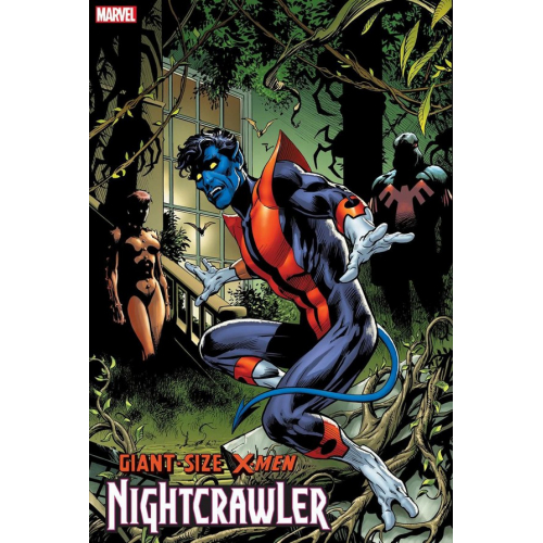 X-MEN GIANT SIZE NIGHTCRAWLER 1 (VO)
