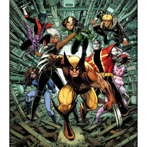 MARVEL MONOGRAPH TP ART OF ARTHUR ADAMS (VO)