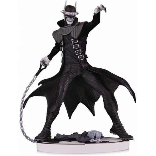 Figurine The Batman Who Laughs (19 cm), Batman Black & White – DC Collectibles