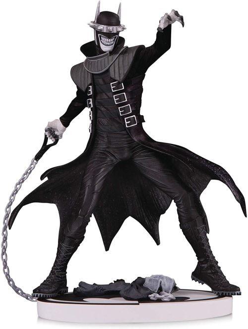 Figurine The Batman Who Laughs (19 cm), Batman Black & White – DC Collectibles