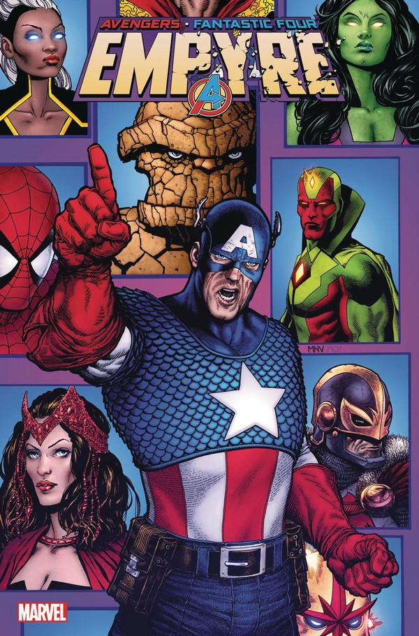 EMPYRE AVENGERS 1 (OF 3) (VO)