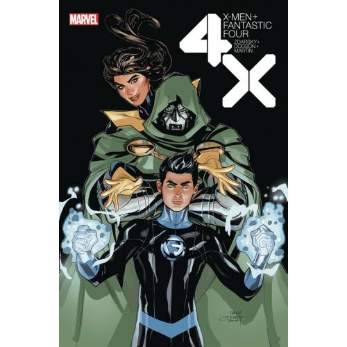 X-MEN FANTASTIC FOUR 4 (OF 4) (VO)