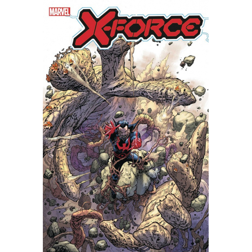 X-FORCE 10 (VO)