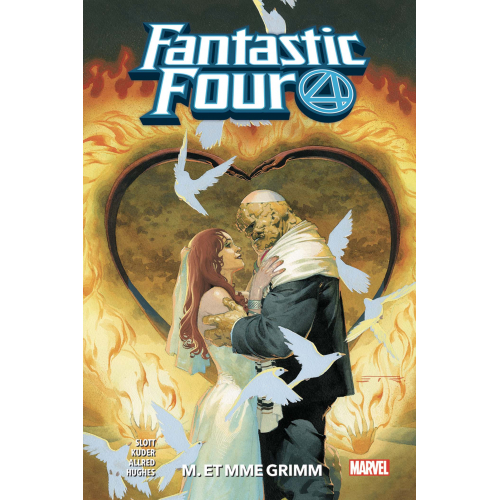 FANTASTIC FOUR TOME 2 (VF) occasion