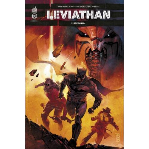 Leviathan Tome 1 (VF)