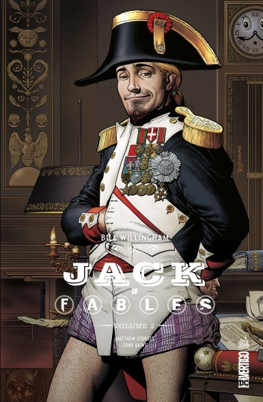 Jack of Fables Tome 2 (VF)