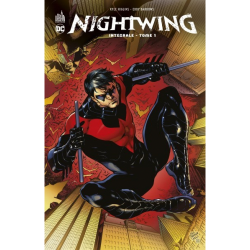 Nightwing Intégrale Tome 1 (VF)