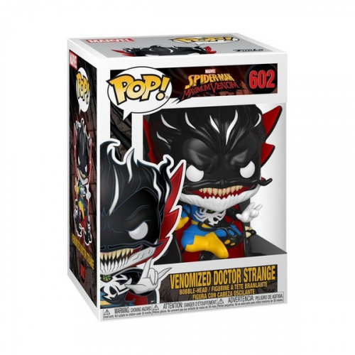 Funko Pop Venomized Doctor Strange 602