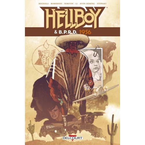 Hellboy & BPRD Tome 5: 1956 (VF)