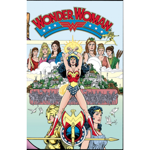 WONDER WOMAN 1 FACSIMILE EDITION 1987 (VO)