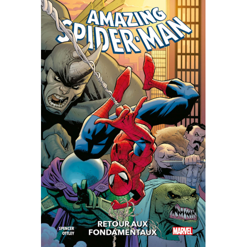 AMAZING SPIDER-MAN TOME 1 (VF)