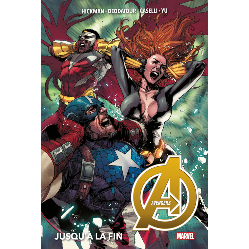 AVENGERS TOME 2 (VF)
