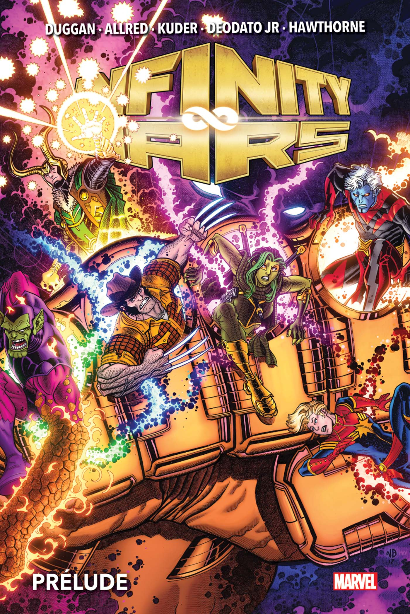 INFINITY COUNTDOWN (VF)