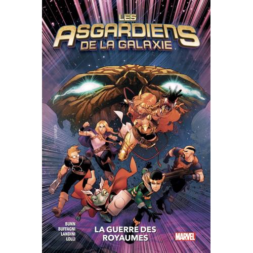 LES ASGARDIENS DE LA GALAXIE TOME 2 (VF)
