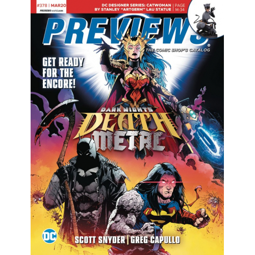 PREVIEWS 378 MARCH 2020 (VO)