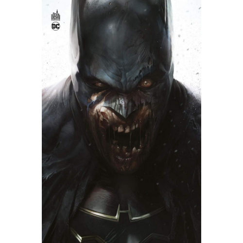 DCEASED (VF) COUVERTURE BATMAN ZOMBIE