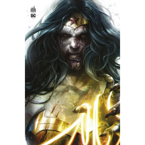DCEASED (VF) COUVERTURE WONDER WOMAN ZOMBIE
