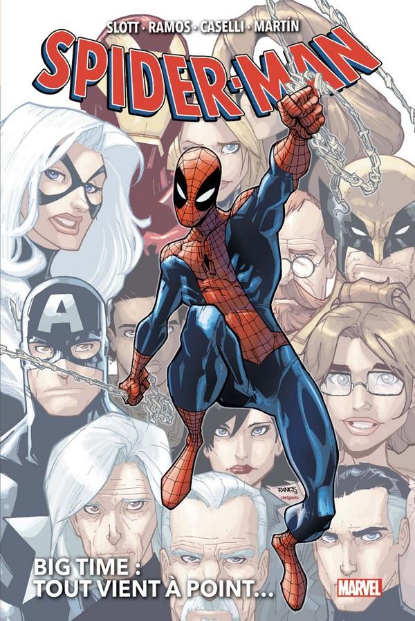 SPIDER-MAN : BIG TIME TOME 1 (VF)