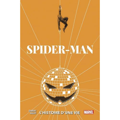 SPIDER-MAN : L'HISTOIRE D'UNE VIE (VF) Couverture Variante 1970