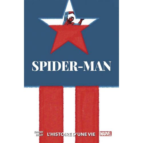 SPIDER-MAN : L'HISTOIRE D'UNE VIE (VF) Couverture Variante 2000