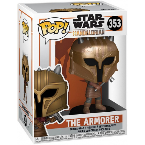 Funko Pop Star Wars The Armorer 353
