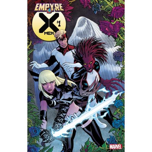 EMPYRE X-MEN 1 (OF 4) (VO)