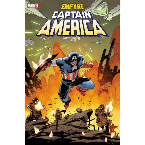 EMPYRE CAPTAIN AMERICA 1 (OF 3) (VO)