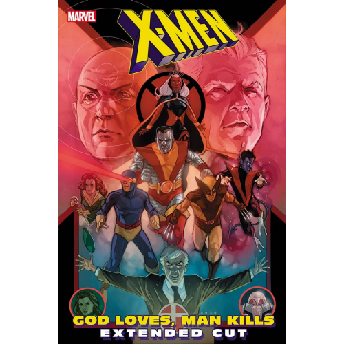 X-MEN GOD LOVES MAN KILLS EXTENDED CUT 2 (OF 2) (VO)