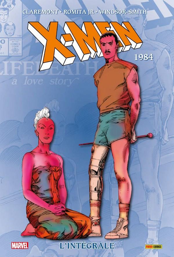 X-MEN : L'INTÉGRALE 1984 (NOUVELLE EDITION) (VF)