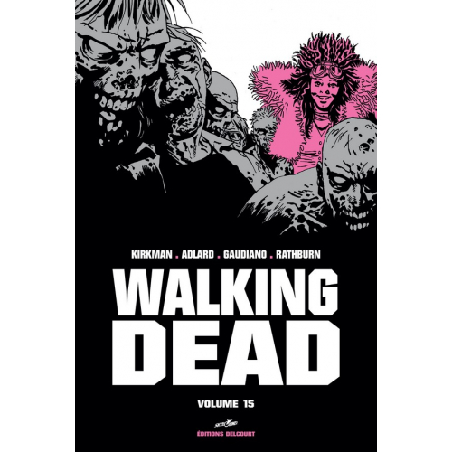 WALKING DEAD PRESTIGE VOLUME 15 (VF)