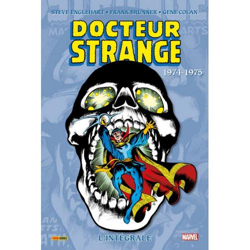 DOCTOR STRANGE : L'INTÉGRALE 1974-1975 (VF)