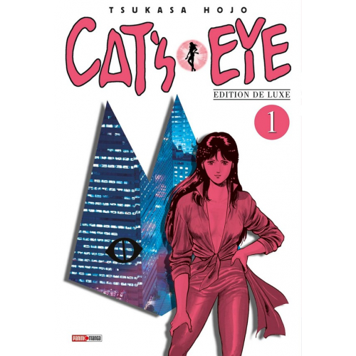 Cat's Eye TOME 1 (Prix découverte) (VF)