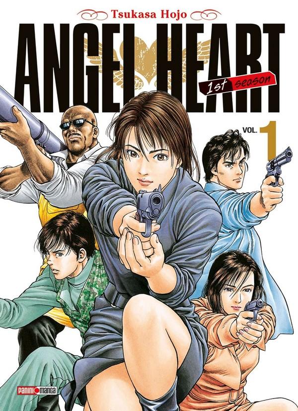 Angel Heart Saison 1 Tome 1 (Prix découverte) (VF)