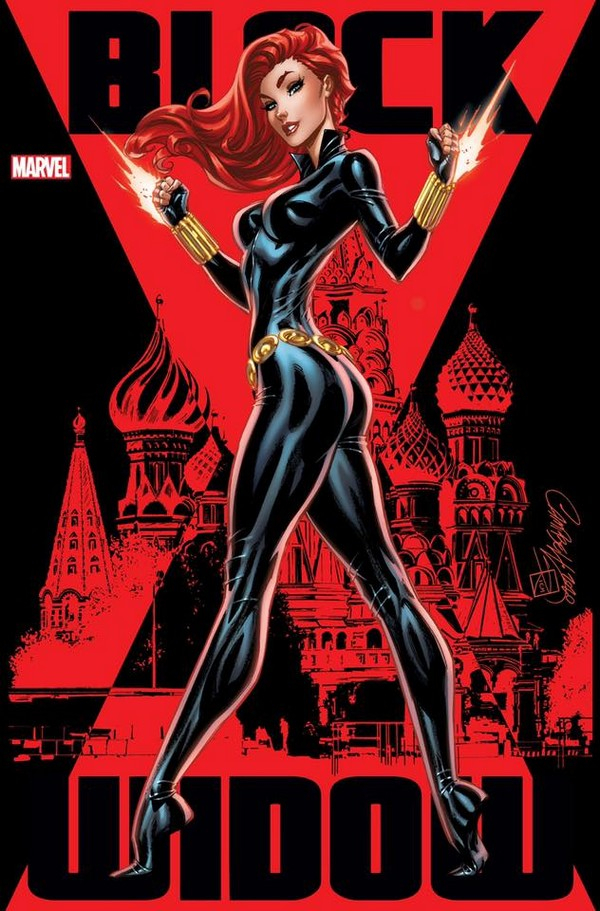 BLACK CAT 12 (VO) J. Scott Campbell Cover
