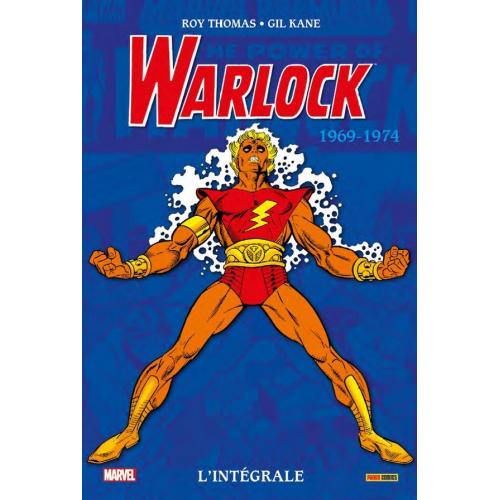 Adam Warlock : L'intégrale TOME 1 (1969-1974) (NED) (VF)