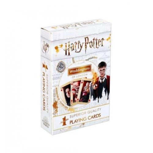 Jeu de 54 cartes Harry Potter