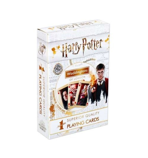 Jeu de 54 cartes Harry Potter